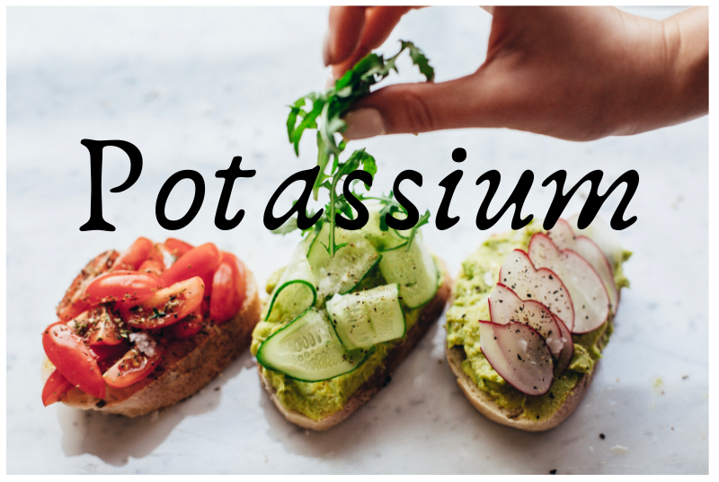 Nutrients A to Z:  Featuring Potassium