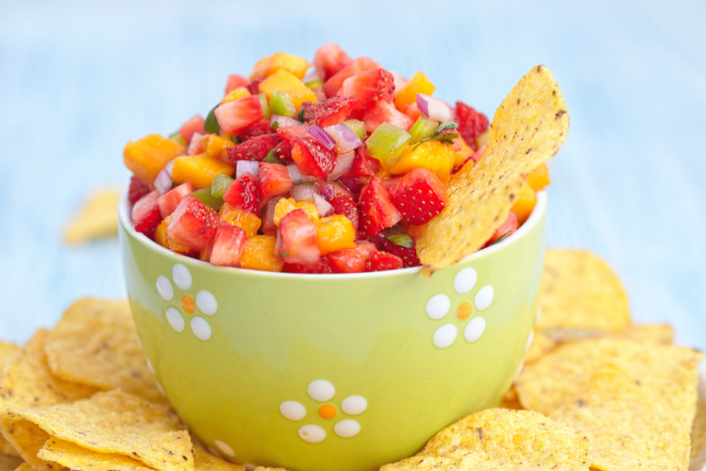 Strawberry Summer Salsa