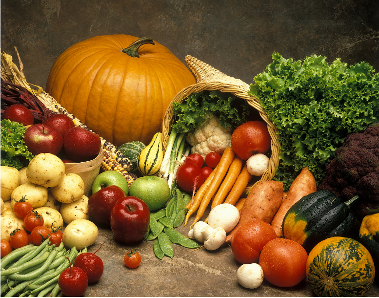 BEST Foods for Healthy Lungs this Fall