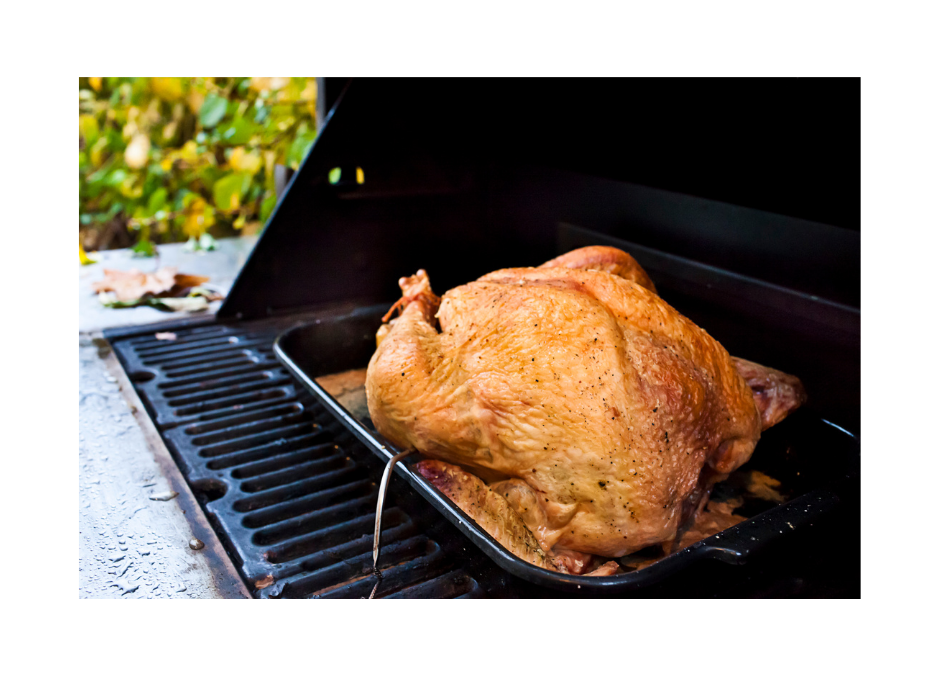 Backyard Thanksgiving BBQ Style