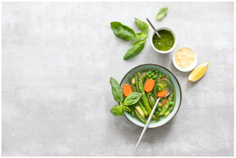 Welcome Spring: Refresh Detox Soup
